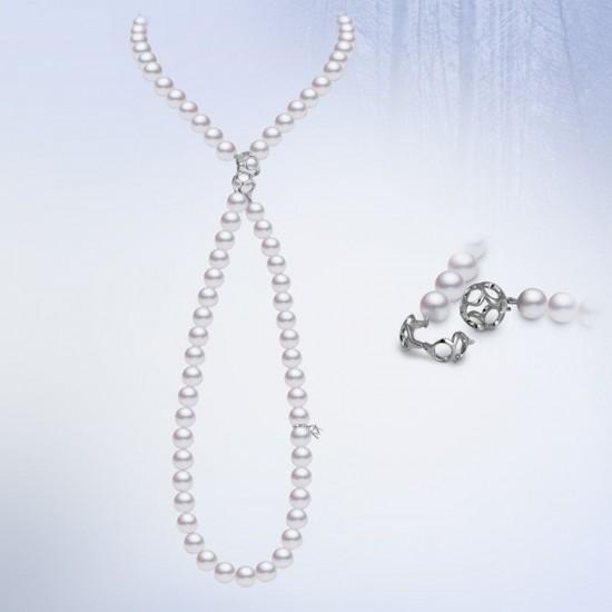 幸运符号 御木本(Mikimoto)Double Eight珠宝系列-珠宝设计【哇!行业大师灵魂之作】