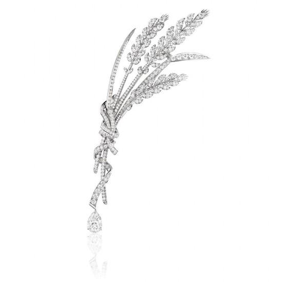 La Nature de Chaumet高级珠宝系列 演绎花语芬芳