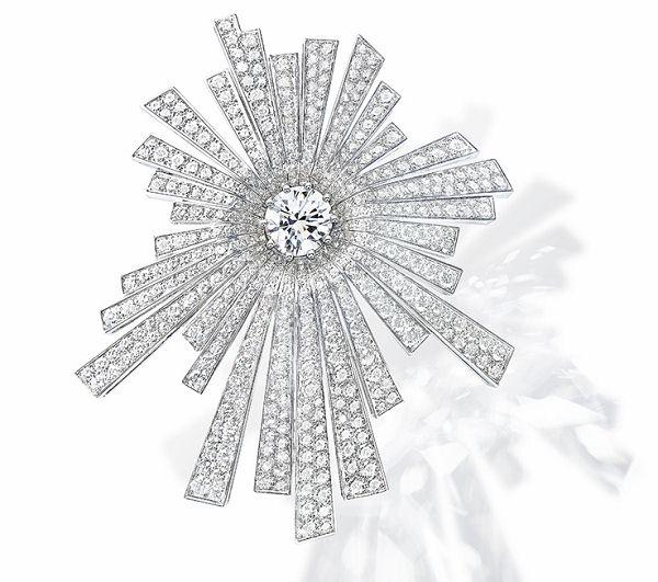 力臻完美 CHANEL高级珠宝系列-珠宝首饰展示图【行业经典】