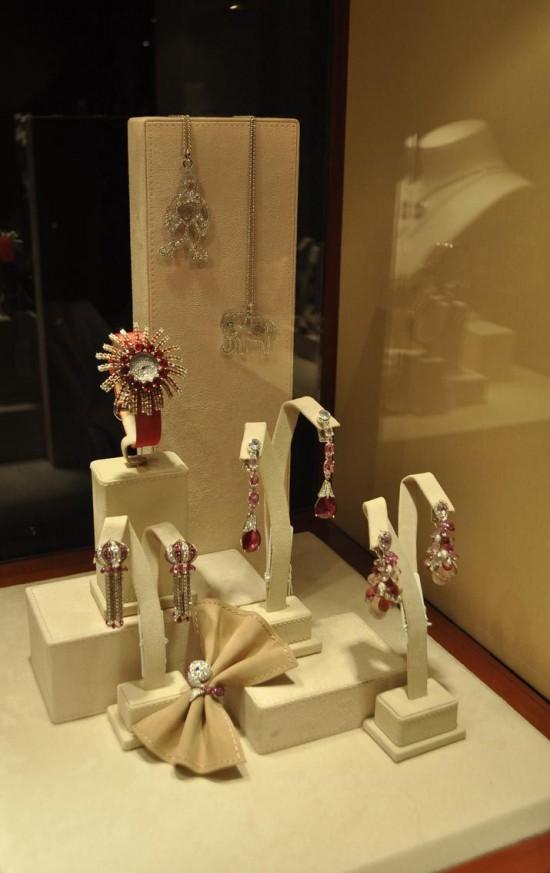 萧邦(Chopard)2012顶级珠宝展-珠宝首饰展示【行业精选】