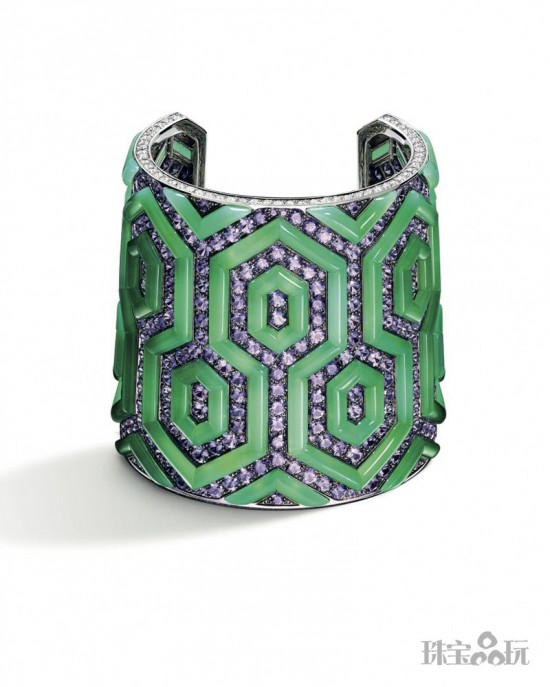 Giampiero Bodino:精雕细琢 只为璀璨-精美珠宝【秘密:适合高贵女人的珠宝】