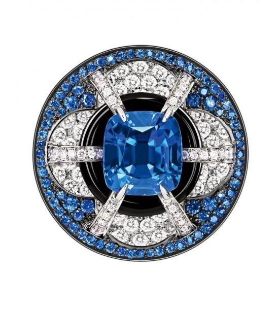 Louis Vuitton 2012 Escale à Paris高级珠宝系列-珠宝首饰展示【行业精选】
