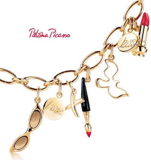 情人节礼物:Tiffany Paloma Picasso项链-珠宝首饰展示图【行业经典】