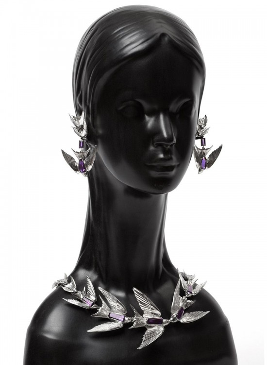 Jordan Askill:燕子珠宝-珠宝设计【哇!行业大师灵魂之作】