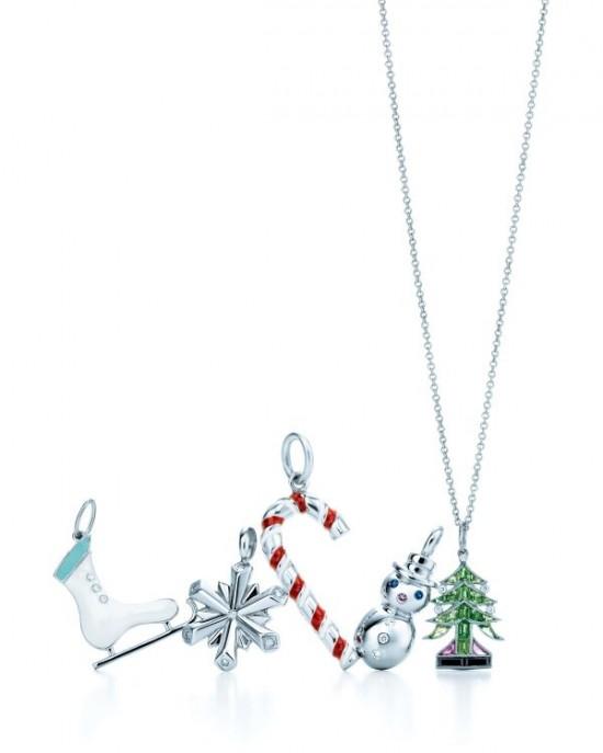Tiffany圣诞美饰精选-珠宝首饰展示【行业精选】