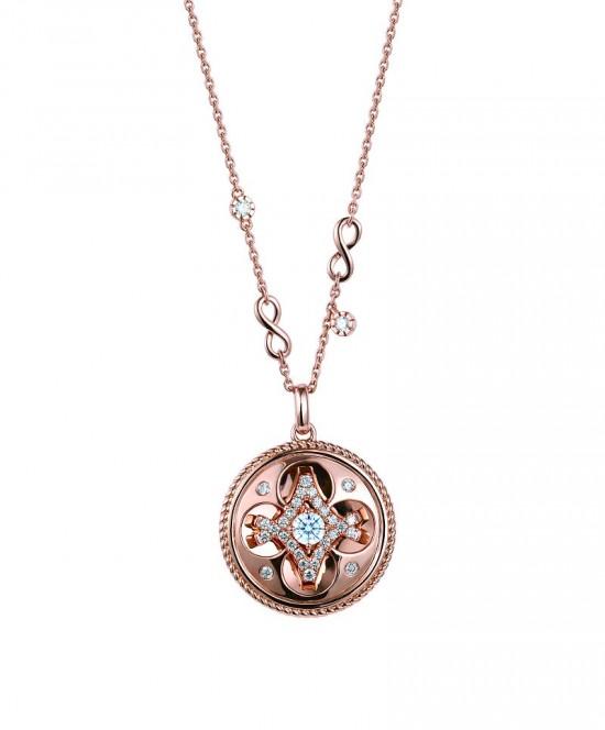 永恒印记Forevermark®2014承诺系列之赵薇作品-珠宝设计【哇!行业大师灵魂之作】