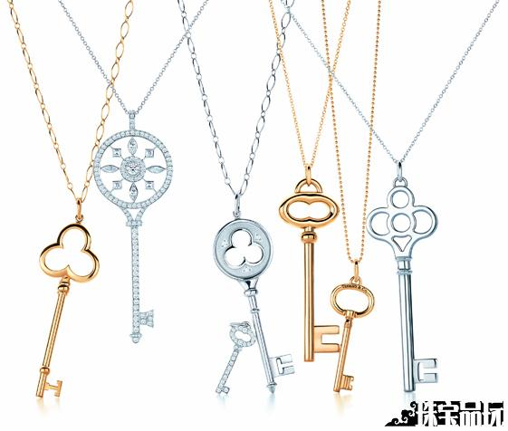 Tiffany & Co. 点亮节日光彩-珠宝首饰展示图【行业经典】