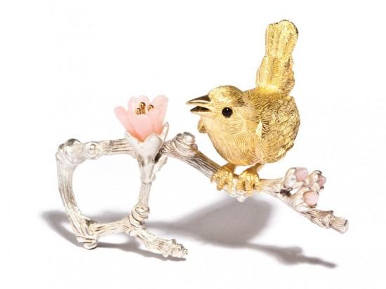 Manya & Roumen的动物珠宝世界-珠宝设计【哇!行业大师灵魂之作】