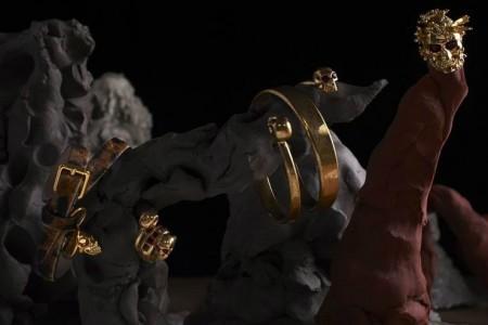 Alexander McQueen 2011圣诞配饰特辑-珠宝首饰展示【行业精选】