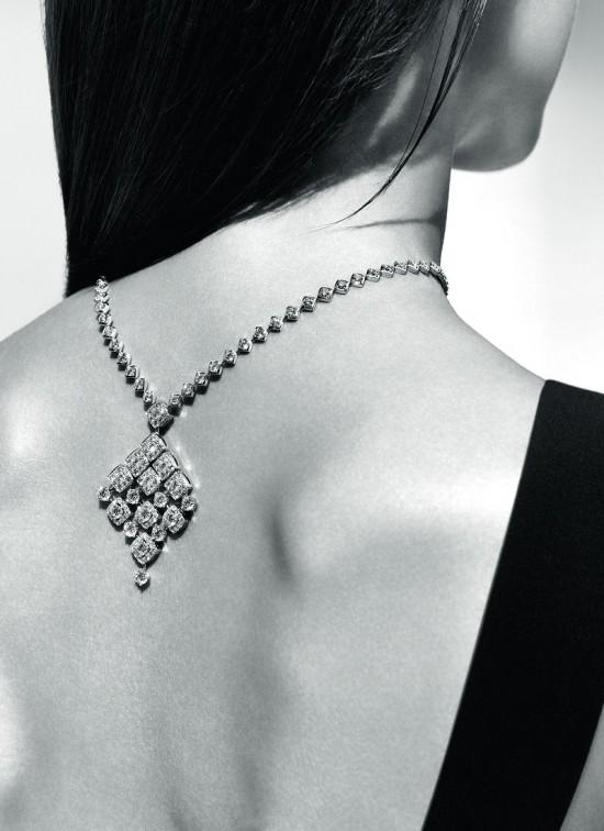 优雅菱格纹 Signature de CHANEL高级珠宝系列-精美珠宝【秘密:适合高贵女人的珠宝】