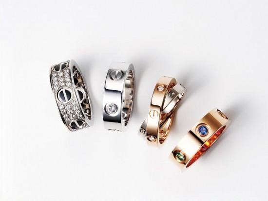 情侣首饰甄选:海誓山盟——卡地亚(Cartier)-精美珠宝【秘密:适合高贵女人的珠宝】