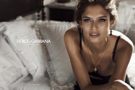 杜嘉班纳(Dolce & Gabbana) 2011珠宝大片-珠宝首饰展示【行业精选】