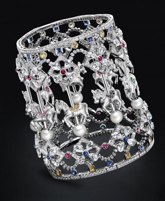 TTF Haute Joaillerie中国生肖马主题珠宝