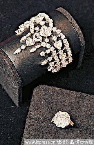 """与奢华""""绝饰""""邂逅 卡地亚艺术典藏系列-珠宝首饰展示图【行业经典】"""