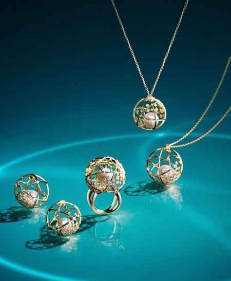 Mikimoto地球系列珠宝-珠宝首饰展示【行业精选】