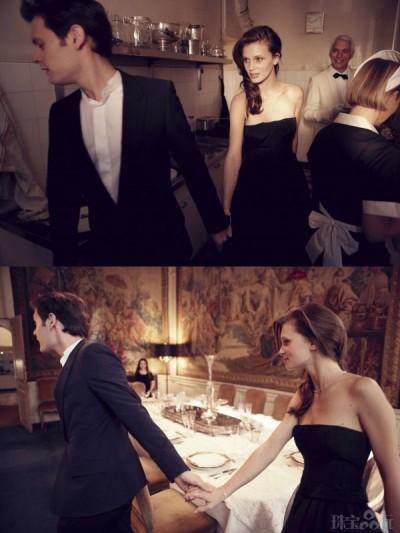 卡地亚Cartier呈现三段浪漫爱情故事-珠宝首饰展示【行业精选】