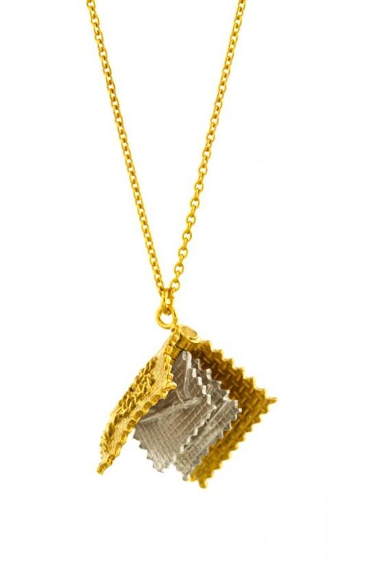 ALEX MONROE:趣味缝纫主题首饰-珠宝设计【哇!行业大师灵魂之作】