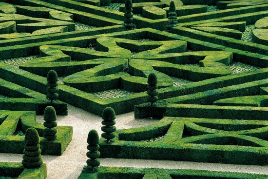 Bulgari Giardini Italiani:意式花园