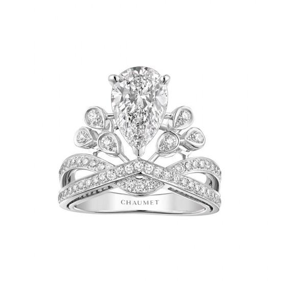 见证忠贞不渝 Chaumet婚嫁珠宝系列-精美珠宝【秘密:适合高贵女人的珠宝】