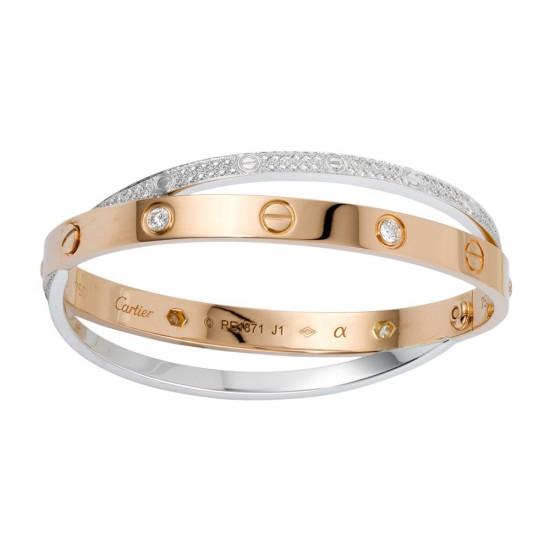 Cartier Love:因爱存在-精美珠宝【秘密:适合高贵女人的珠宝】