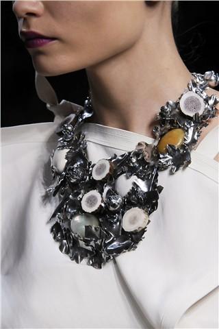 重感十足 Bottega Veneta 2010 首饰系列-珠宝首饰展示图【行业经典】