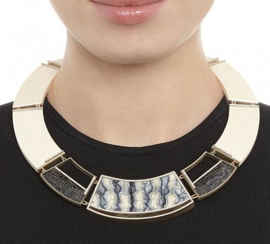 Monique Pean:猛犸象牙钻石项圈-珠宝设计【哇!行业大师灵魂之作】
