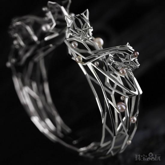 XIN珠宝:山狮