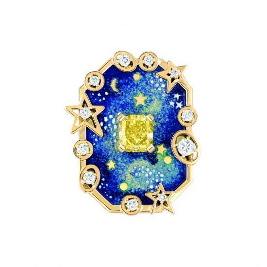 香奈儿(Chanel)Cafe Society高级珠宝系列