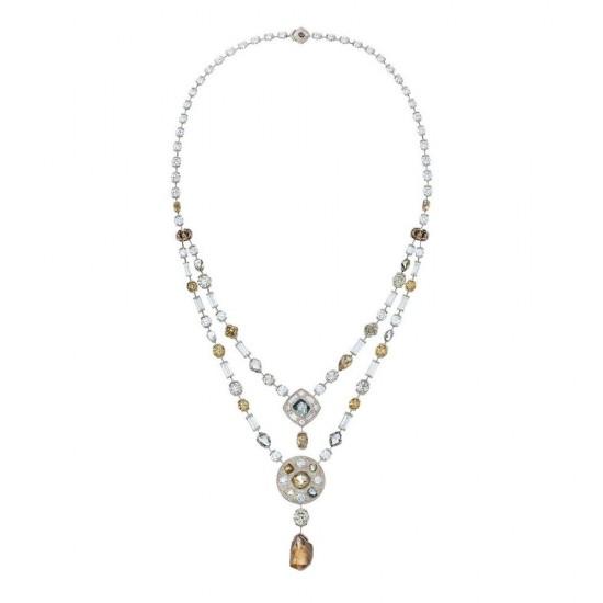 纯粹之美 戴比尔斯(De Beers)Talisman 10周年珠宝系列-精美珠宝【秘密:适合高贵女人的珠宝】