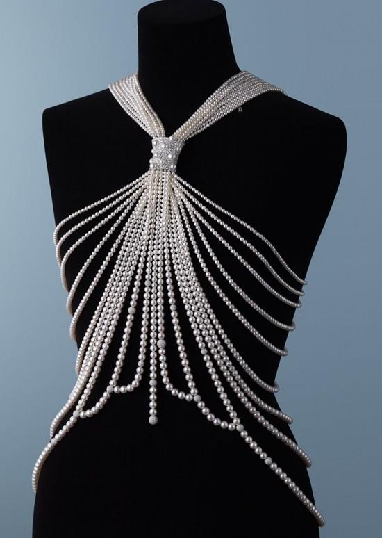 御木本(Mikimoto):珍珠华服-精美珠宝【秘密:适合高贵女人的珠宝】