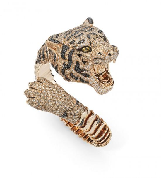 Roberto Coin:凶猛珠宝