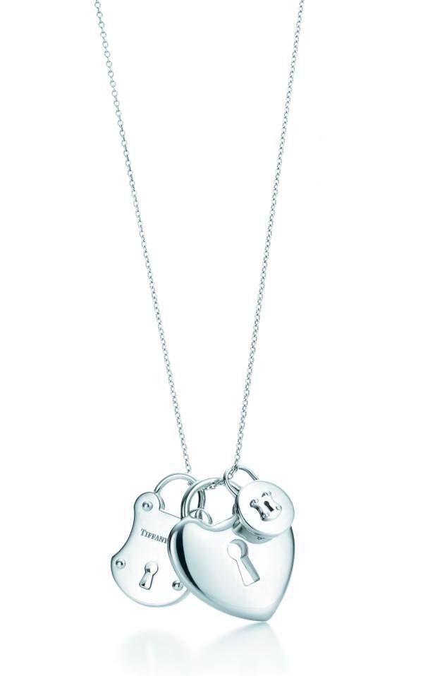 Tiffany Locks Collections广告大片-珠宝首饰展示【行业精选】