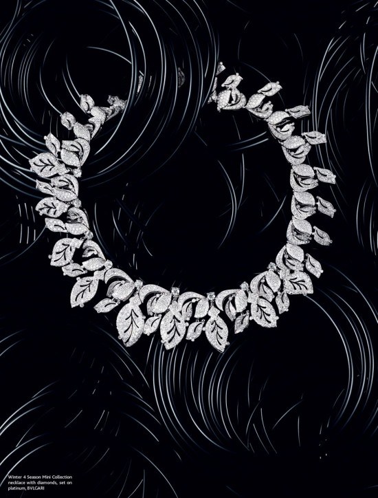 视觉冲击:奢华珠宝大片(六)-精美珠宝【秘密:适合高贵女人的珠宝】