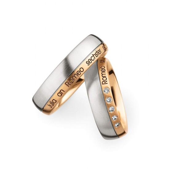 Christian Bauer婚戒:简约中不失优雅(二)-精美珠宝【秘密:适合高贵女人的珠宝】