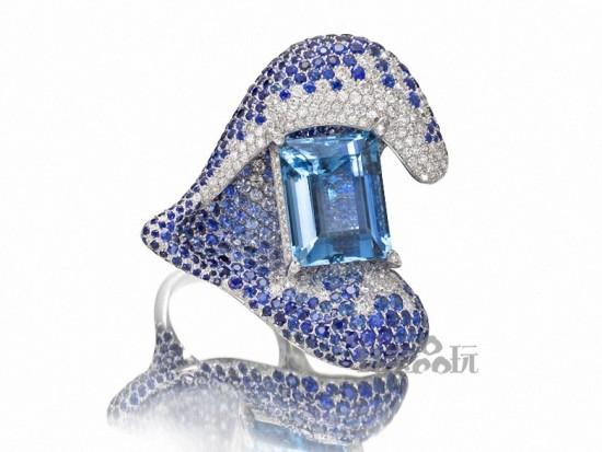 Costis:美轮美奂的海洋珠宝-珠宝设计【哇!行业大师灵魂之作】