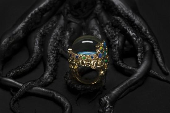 视觉冲击:奢华珠宝大片(五)-精美珠宝【秘密:适合高贵女人的珠宝】