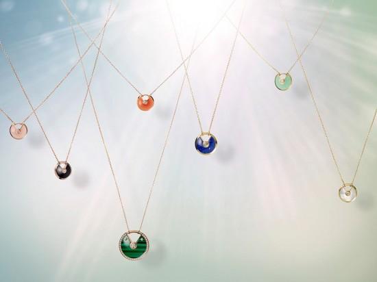 Amulette de Cartier:幸运护身符