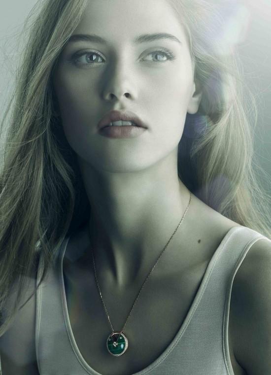 Amulette de Cartier:幸运护身符-精美珠宝【秘密:适合高贵女人的珠宝】