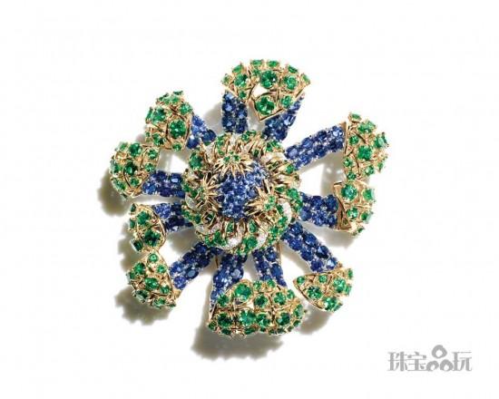 海洋之美 蒂芙尼(Tiffany)2015 Blue Book顶级珠宝系列