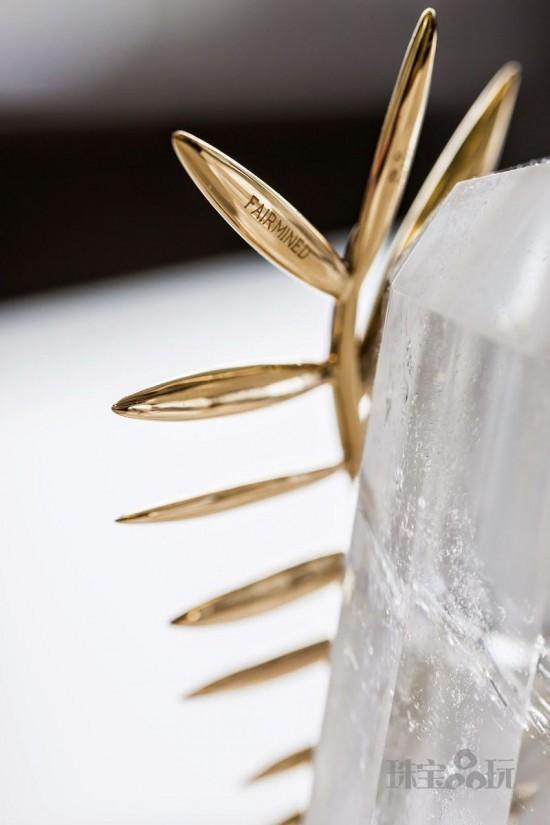 萧邦(Chopard)2015年戛纳电影节高级珠宝-精美珠宝【秘密:适合高贵女人的珠宝】