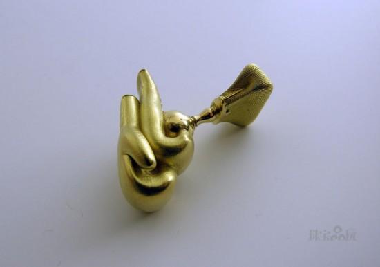 鬼才珠宝设计师:Ted Noten