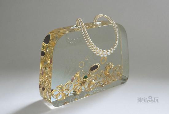 鬼才珠宝设计师:Ted Noten-珠宝设计【哇!行业大师灵魂之作】