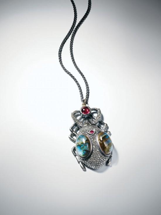 视觉冲击:奢华珠宝大片(二)-精美珠宝【秘密:适合高贵女人的珠宝】