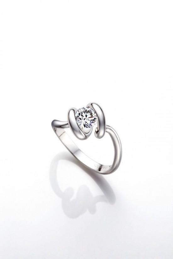 珠宝设计师林晓同2013童话系列婚戒-珠宝设计【哇!行业大师灵魂之作】