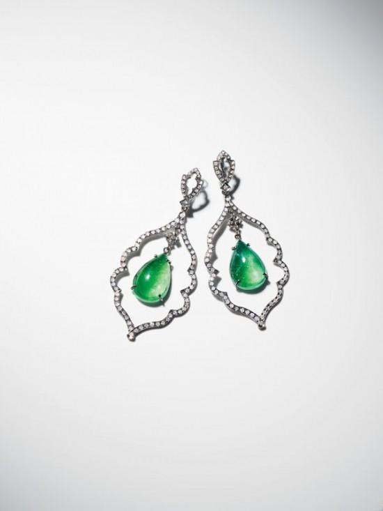 视觉冲击:奢华珠宝大片(一)-精美珠宝【秘密:适合高贵女人的珠宝】