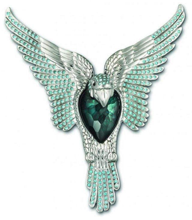 施华洛世奇2011/12秋冬Wings of Fantasy系列-珠宝首饰展示【行业精选】