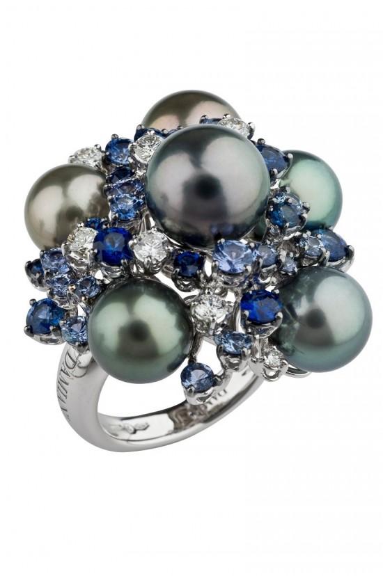 温婉典雅 DAMIANI打造Mimosa含羞草花朵珠宝系列-精美珠宝【秘密:适合高贵女人的珠宝】