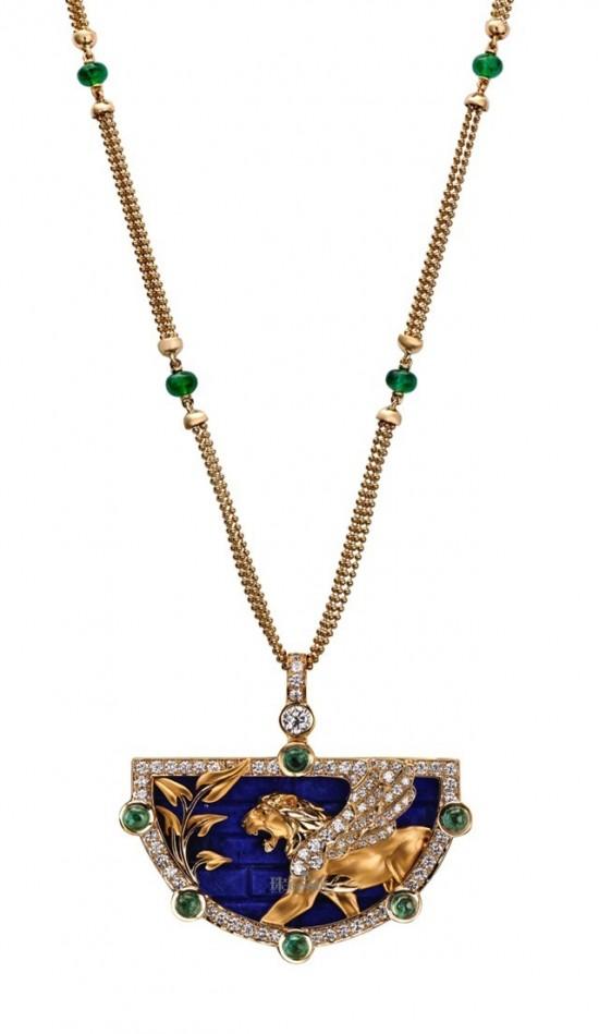 Magerit:神秘的巴比伦-珠宝设计【哇!行业大师灵魂之作】