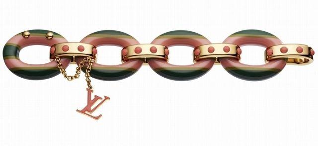 趣味摩登 路易威登(Louis Vuitton)2011春夏配飾系列-珠宝首饰展示【行业精选】
