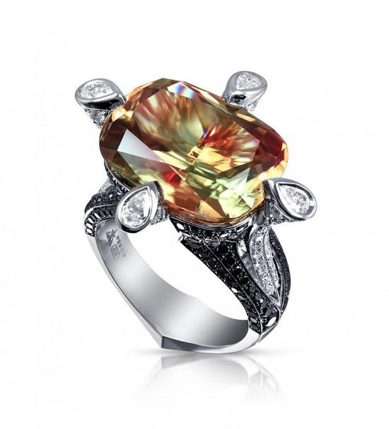 名人珠宝设计师:Stephen Webster-珠宝设计【哇!行业大师灵魂之作】